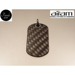 Piastrina Militare Python - Ciondolo -