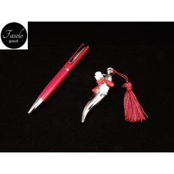 Set penna e cornetto per Laurea