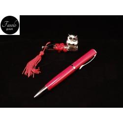 Set penna e gufo per Laurea