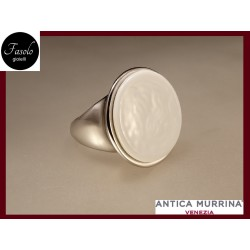 ANELLO FLOWING DROP Bianco