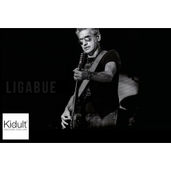 - Ligabue - Kidult uomo Fasolo Gioielli Torino