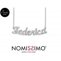 Collana con nome personalizzato - Fasolo Gioielli Torino